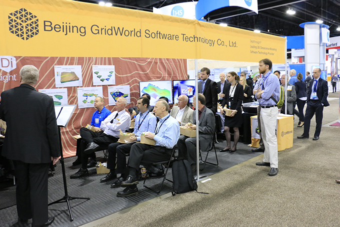 GridWorld AAPG 2015 Annual Convention & Exhibition Report